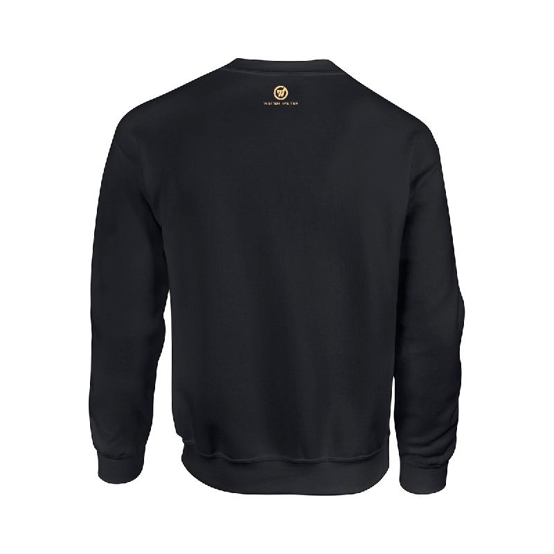 TAKING CARE OF BUSINESS CLUB Sweater black