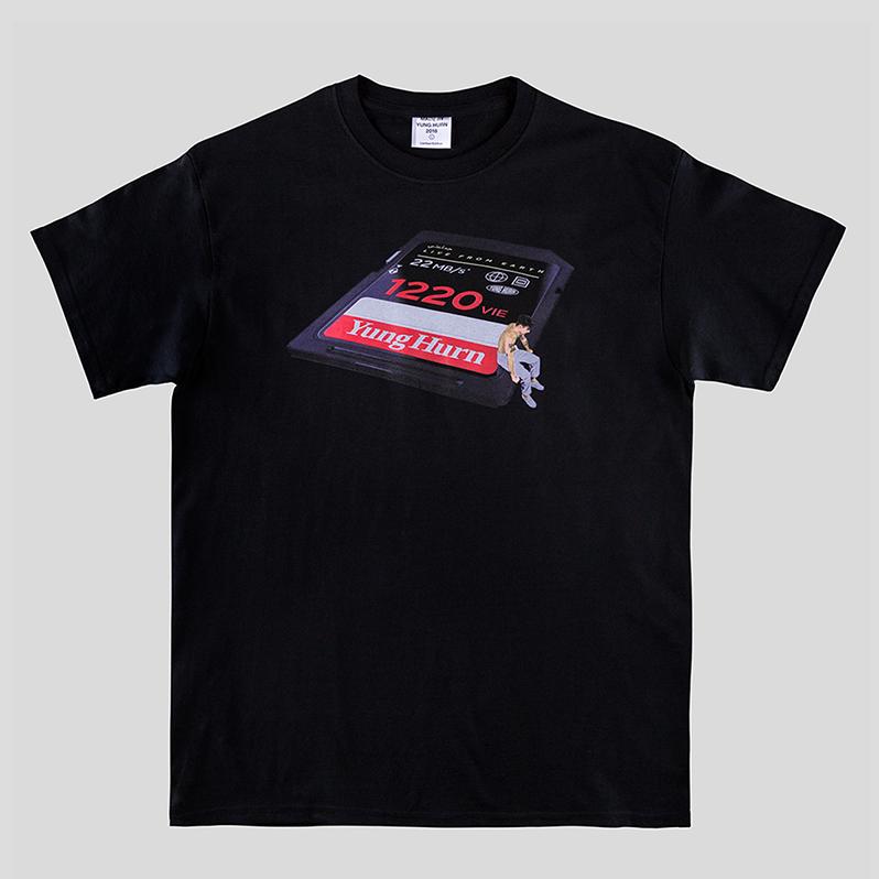 1220 T-Shirt Schwarz