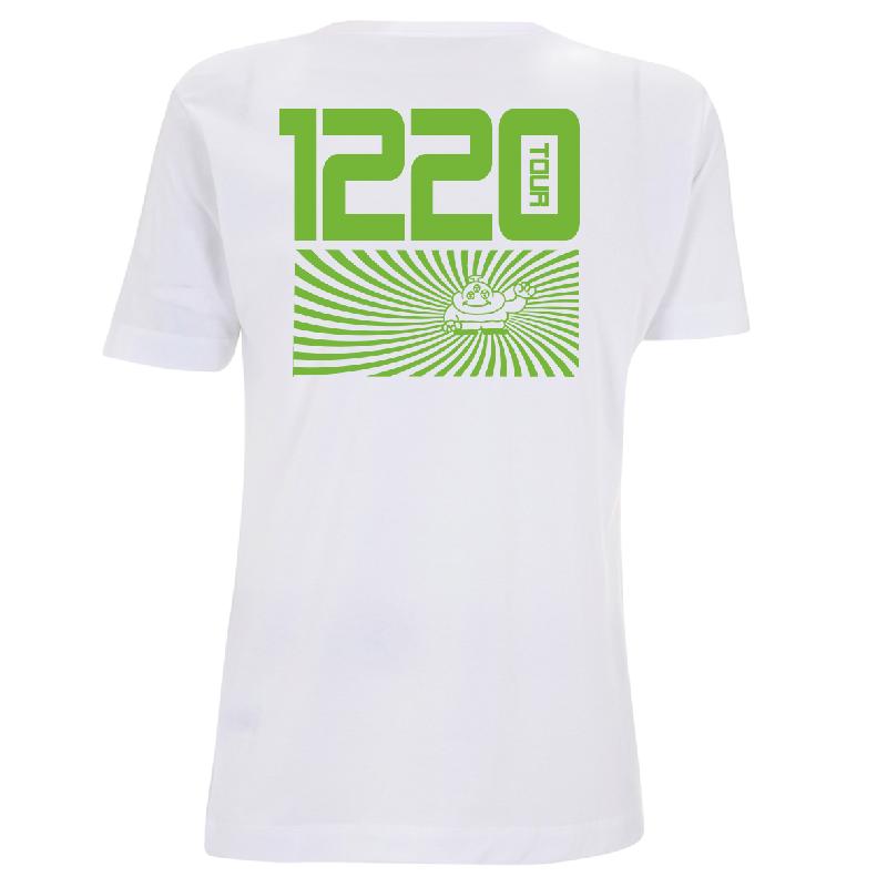Alien T-Shirt White