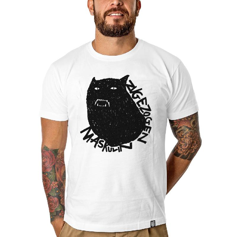 ZM Werwolf T-Shirt Weiss